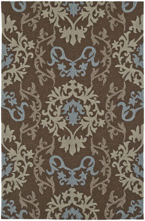 Dalyn Cabana Cn2 Chocolate Area Rug