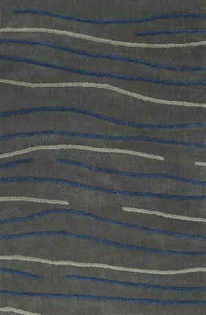Dalyn Dakota Dk4 Grey Area Rug
