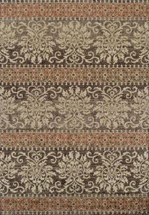 Dalyn Gala Ga6 Chocolate Area Rug
