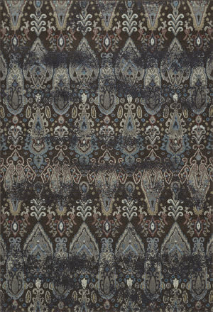 Dalyn Geneva Gv315 Chocolate Area Rug