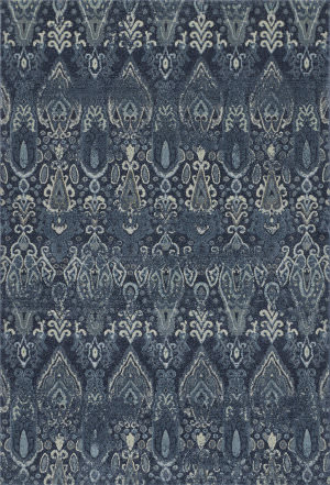 Dalyn Geneva Gv315 Navy Area Rug