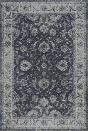 Dalyn Geneva Gv4447 Steel Blue Area Rug
