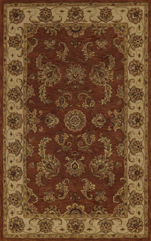 Dalyn Jewel Jw1787 Copper Area Rug