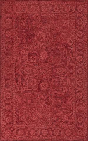 Dalyn Korba Kb4 Red Area Rug