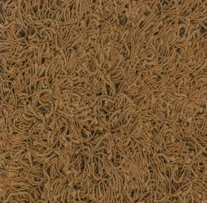 Dalyn Super Shag Mix Leather Area Rug