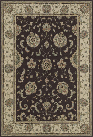 Dalyn Malta Mt8 Chocolate Area Rug