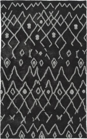 Dalyn Pesario Pe5 Charcoal Area Rug