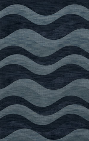 Dalyn Quest Qt4 Blue Grotto Area Rug
