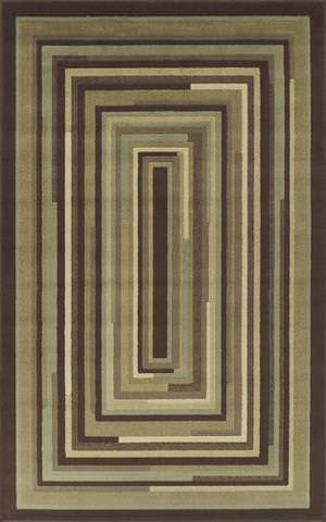 Rugstudio Kaitlin CR-90 Chocolate Area Rug