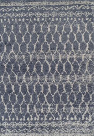 Dalyn Rocco Rc5 Navy Area Rug