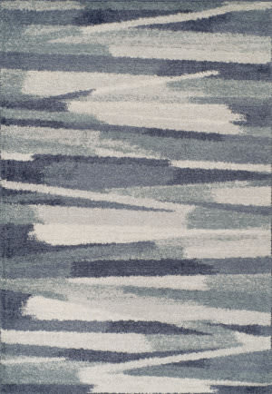 Dalyn Rocco Rc7 Navy Area Rug