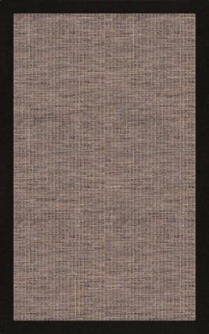 RugStudio Riley EB1 stone 107 black Area Rug