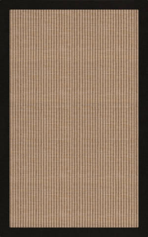 RugStudio Riley EB1 wheat 107 black Area Rug