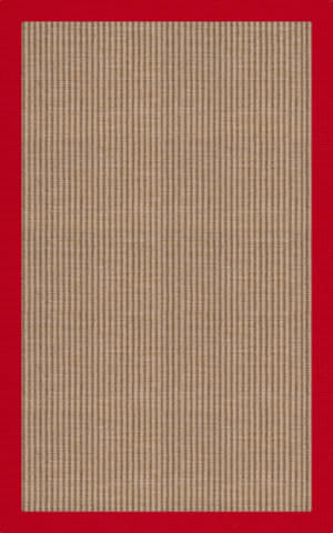 RugStudio Riley EB1 wheat 108 tomato Area Rug