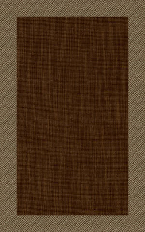 RugStudio Riley sr100 chocolate 202 Area Rug