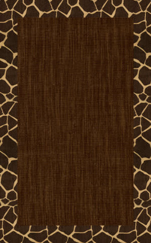 RugStudio Riley sr100 chocolate 235 Area Rug