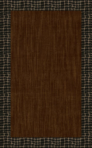 RugStudio Riley sr100 chocolate 238 Area Rug