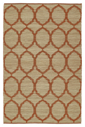 Dalyn Santiago Sg100 Orange Area Rug