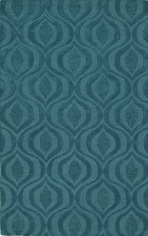 Dalyn Tones Tn4 Teal Area Rug