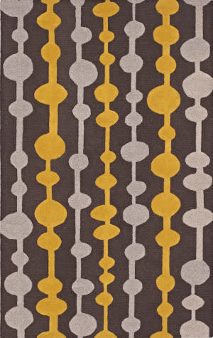 Dalyn Tones Tn6 Carbon Area Rug