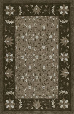 Dalyn Tribeca Tb1 Chocolate Area Rug