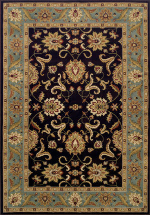Dalyn Wembley Wb524 Chocolate Area Rug