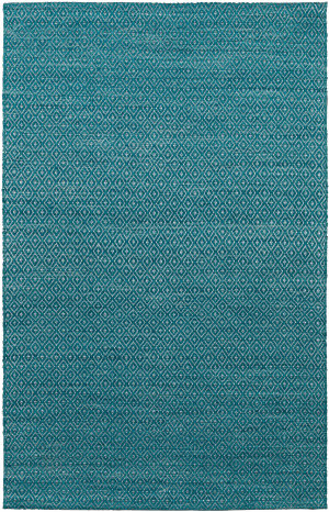 Dalyn Zen Ze1 Teal Area Rug