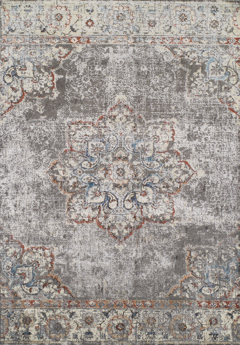 Dalyn Lavita Lv522 Pewter 157656 Area Rug 157656
