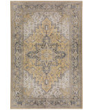 Dalyn Amanti Am3 Gold Area Rug
