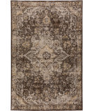 Dalyn Mercier Mr1 Chocolate Area Rug