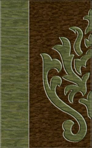 Rugstudio Riley DL10 Fern-Mocha Area Rug