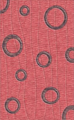Rugstudio Riley DL23 Bubblishous-Violet Area Rug