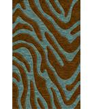 Rugstudio Riley DL19 Sky-Caramel Area Rug
