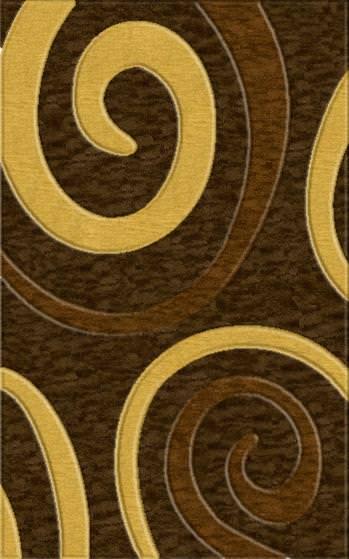 Rugstudio Riley Dl17 Mocha Golddust Caramel Rug Studio
