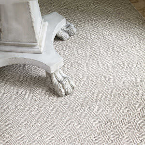 Dash And Albert Annabelle 105456 Grey Area Rug