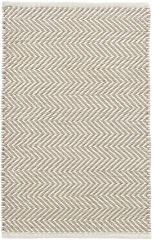 Dash And Albert Arlington Rdb357 Grey - Ivory Area Rug