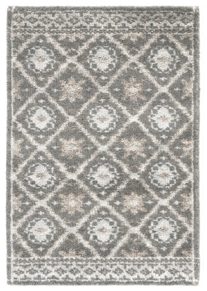 Dash And Albert Avenue Hand Knotted Blue Area Rug