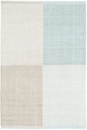 Dash And Albert Bo Woven Blue Area Rug