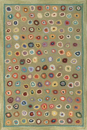 Dash and Albert Cat's Paw 56180 Sage Area Rug