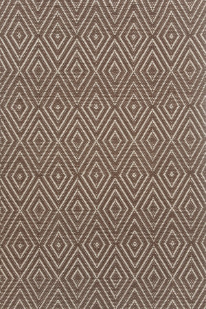 Dash and Albert Diamond 56190 Brown/Taupe Area Rug