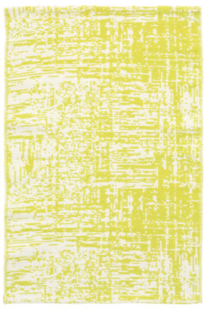 Dash And Albert Drybrush Cotton Citrus Area Rug