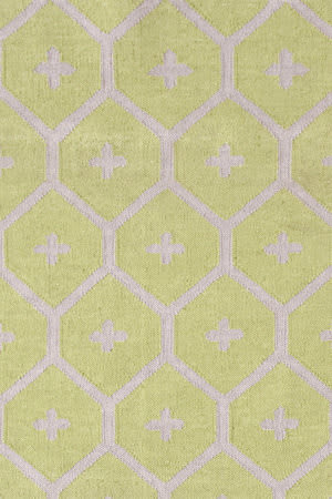 Dash And Albert Elizabeth 105497 Green Area Rug