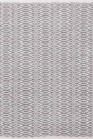 Dash And Albert Fair Isle 72655 Grey/Platinum Area Rug