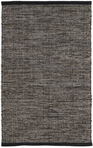 Dash And Albert Grant Woven Black - Brown Area Rug