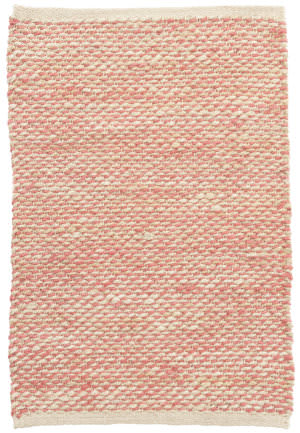Dash And Albert Jacinto Woven Geranium Area Rug