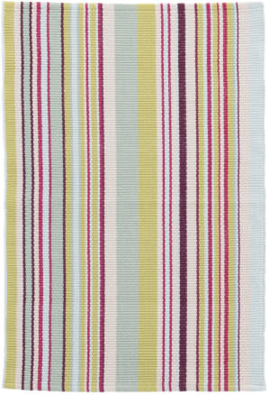 Dash And Albert Joelle Stripe Multi Area Rug