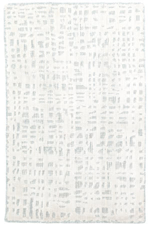 Dash And Albert Juno Woven White-Sky Area Rug