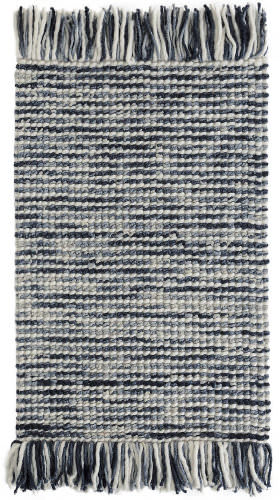 Dash And Albert Lanka Woven Blue Area Rug