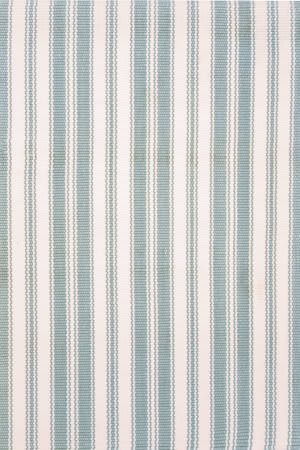 Dash and Albert Lighthouse 56220 Light Blue/Ivory Area Rug