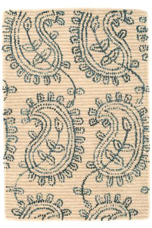 Dash And Albert Lurina Wool Paisley Area Rug